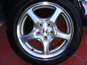 """Set Of 16"""" Genuine Honda S2000 My02 Model 5 Stud x 114.3 PCD ! Green Valley Liverpool Area Preview"""