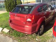 Dodge Caliber 2008 Bayswater Bayswater Area Preview