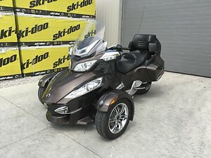 2012 Can-Am Spyder® RT Limited - SE5
