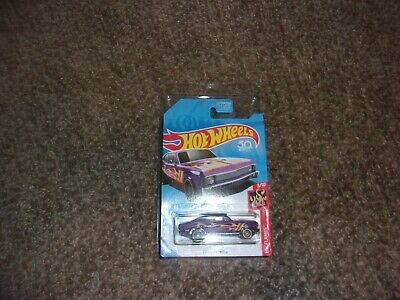 HOT WHEELS 2018 SUPER TREASURE HUNT 68 CHEVY NOVA