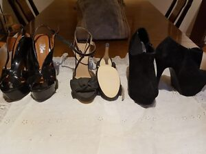 BRAND NEW & USED FASHIONABLE SHOES FOR SALE!