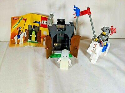 Vintage LEGO Castle Set 6034 - Black Monarch's Ghost Complete with Instructions