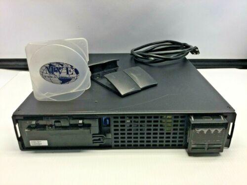 APC SMX1500RM2U 1500VA 1200W 120V 8-OUTLET RACK/TOWER SMART-UPS NO BATTERIES