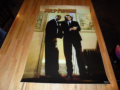 Pulp Fiction Poster 24 X 36 Out Of Print John Travolta Samuel L Jackson