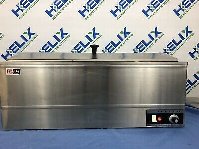 Precision Thelco Model 84 Water Bath 66634 Interior 27 L X 10.5 W X 8 D