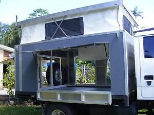 Pop Top Canopy, Camper,  Mobile Work Shop. Fits Mitsubishi Canter Innisfail Cassowary Coast Preview