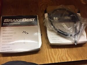 Safety brake cables right and left for Jeep Grand Cherokee
