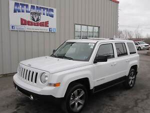 2016 Jeep Patriot SP High Altitude