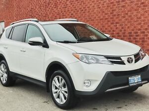 2015 RAV4 Limited. Fantastic lease takeover for only 2 years!