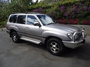2003 Toyota LandCruiser Wagon Buderim Maroochydore Area Preview