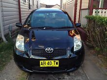 2005 Toyota Yaris Hatchback Mayfield East Newcastle Area Preview