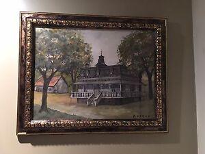 Maison Noire de Fernand Auger