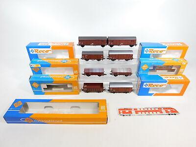 CE929-2# 7x Roco H0/DC Güterwagen DB: 4311+46001+4313+46014 etc, 2. Wahl+OVP online kaufen