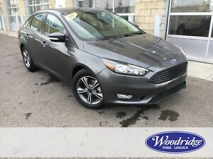 2017 Ford Focus SE NO ACCIDENTS, BACKUP CAMERA, HEATED SEATS