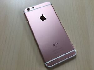 6 months old iPhone 6s Plus 16gb unlocked Rose gold Eight Mile Plains Brisbane South West Preview