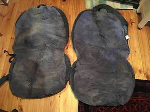 Seat Cover World brand sheepskin seat covers Downer North Canberra Preview