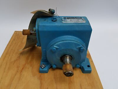 Diamond 479987-gv Worm Speed Reducer 12hp 1750 Rpm Wr16a
