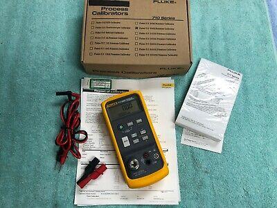 Fluke 717-500g Pressure Calibrator -12 To 500 Psi