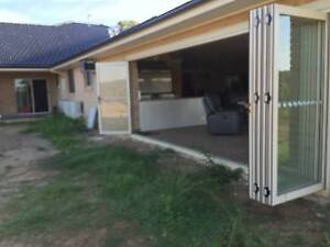 1 YEAR OLD AS NEW TWO BIFOLD DOORS FOR SALE $3550 EACH DOOR Liverpool Liverpool Area Preview