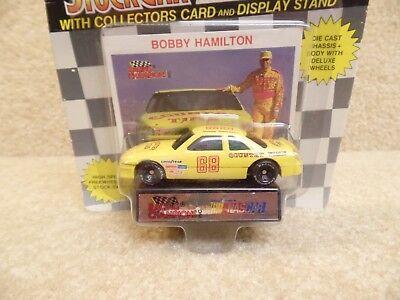 1991 Racing Champions 1:64 NASCAR Dave Marcis Big Apple Market Chevy Lumina b