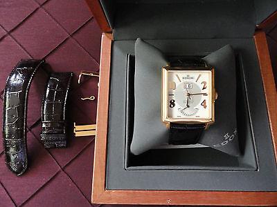 Edox Les Bemonts Men's Watch