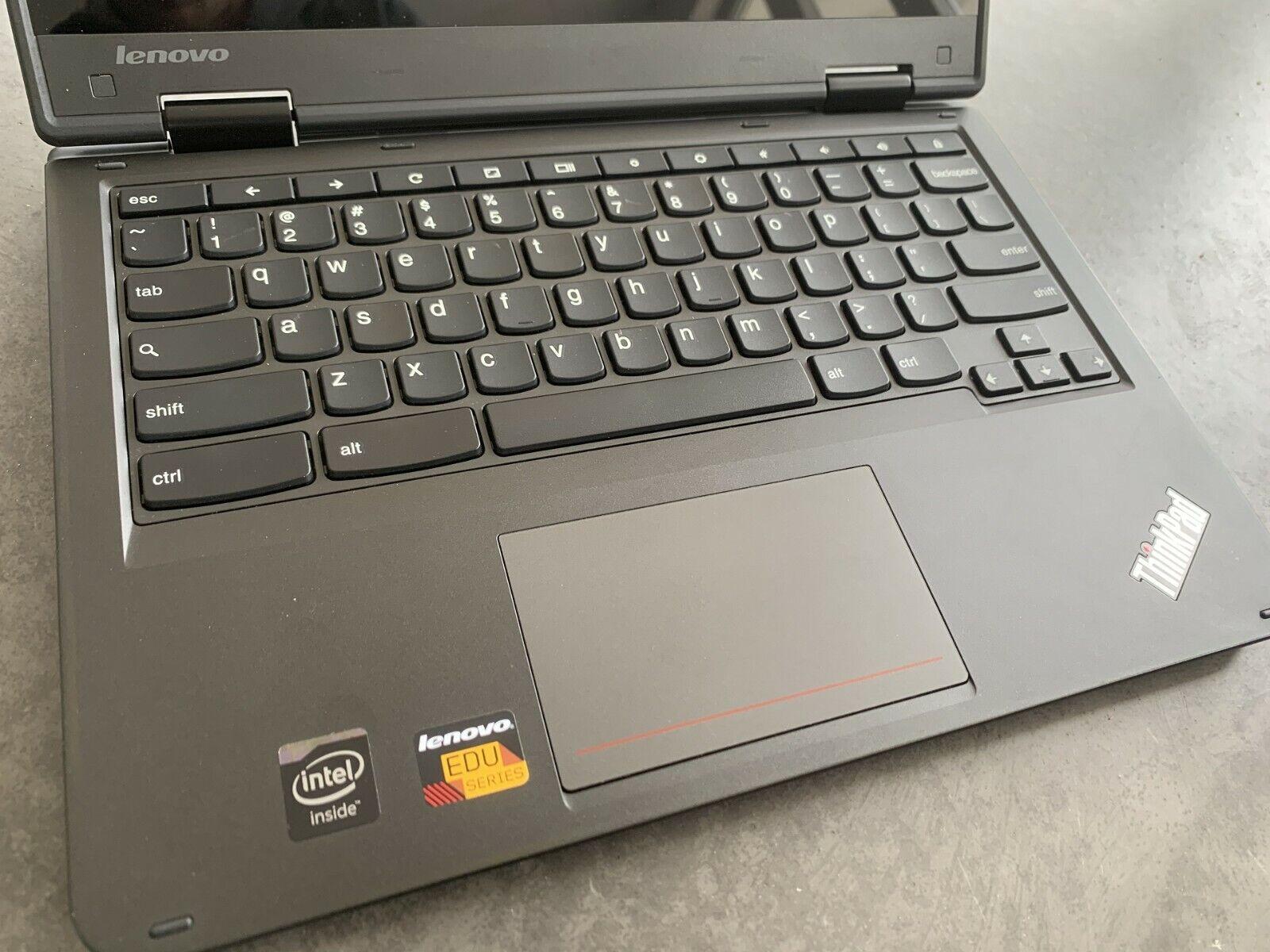 Lenovo chromebook 11e celeron quad core n2940 1.83 4gb ram 16gb ssd