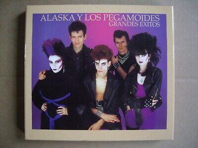 ALASKA Y PEGAMOIDES 2XCD GRANDES EXITOS ED. LIMIT 2006. MUY RARO EXCELENTE
