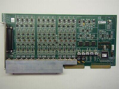 Gatan 12 Channel Lens Driver Board 963.31130 Rev. 2