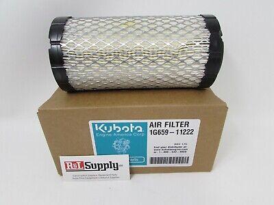 New Genuine Kubota Air Filter Part K1211-82320 K2581-82310 1g659-11222