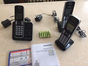 Panasonic Digital Cordless phone with Answering machine