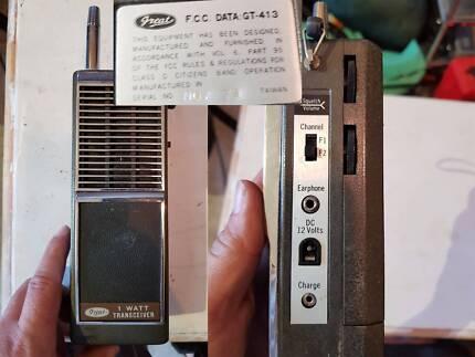 Vintage Radio Pack