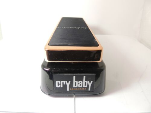 Dunlop Joe Bonamassa JB95 Signature CryBaby Wah Effects Pedal Free USA Shipping