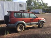2000 Toyota LandCruiser paradox GXL Humpty Doo Litchfield Area Preview
