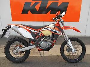 2014 KTM 450 EXC Klemzig Port Adelaide Area Preview