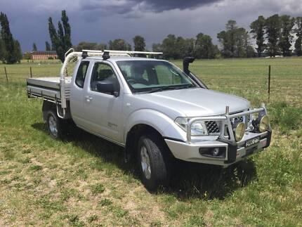 2009 Nissan Navara King Cab