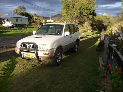 1997 Nissan Terrano II SUV West Ryde Ryde Area Preview