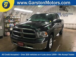 2015 Ram 1500 QUAD CAB*KEYLESS ENTRY*LINE X BOX LINER*HITCH RECE