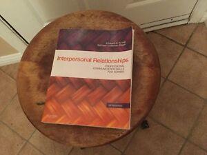 Interpersonal Relationships (for nurses)