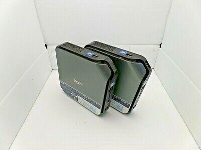 Lot of 2 ACER Veriton N281G Mini Desktop w/ Intel Atom D425 @1.8GHz 2GB/320GB