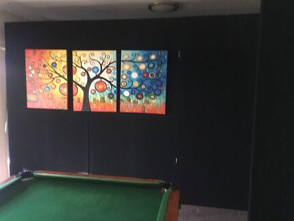 Room dividers - Corinthian panels