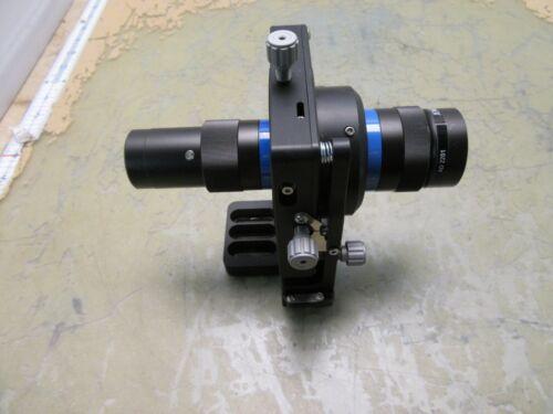 jenoptik ad2201 1064nm beam expander 2x-10x w/ adjustable mount [4*F-27.5]