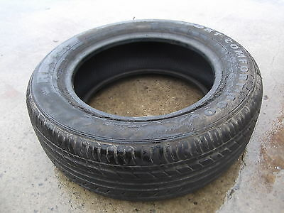 205/60/15 PART WORN TYRE - 15
