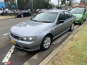 2005 Ford falcon 10 months RGO