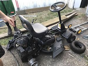 Ride on Mower Deagon Brisbane North East Preview