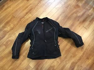 Teknic armoured ladies motorcycle jacket