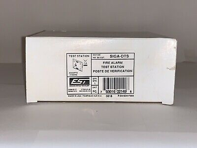Lot Of 6 Edwards Est Siga-dts Duct Test Station New And Unused