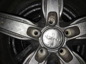 Pirelli Scorpion Snow 295/45R20 Tires and Braelin Wheels