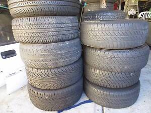 TYRES ASSORTED Cranbourne Casey Area Preview