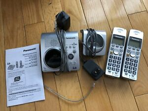 Cordless phone set with answering machine