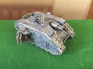 Warhammer 40k Iron hands space marines army 3000points Armidale Armidale City Preview